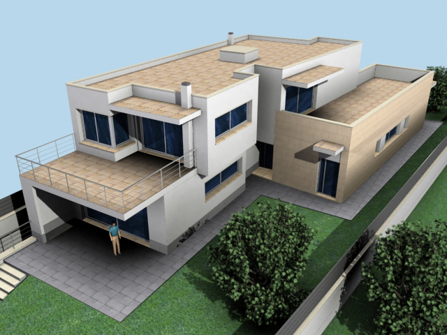 Diseño casa en Sitges