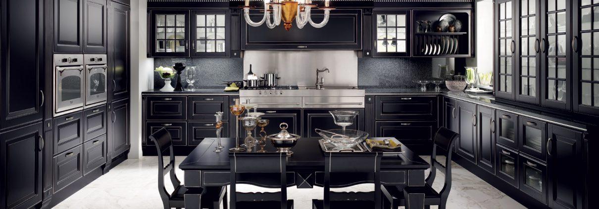 Cocinas de lujo modernas reformas sarria pedralbes for Cocinas de lujo