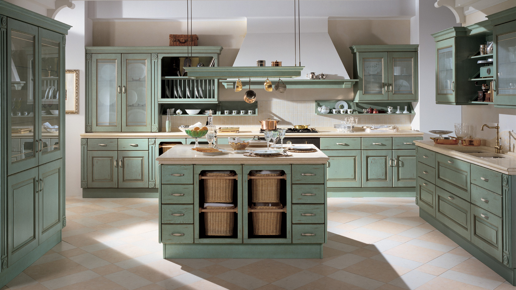 Cocina Belvedere