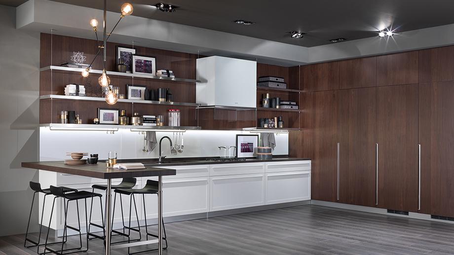 Novedades en cocinas de diseño italiano: Scavolini Carattere ...