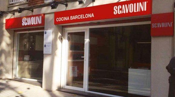 scavolini barcelona