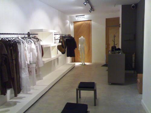 reforma tienda barcelona