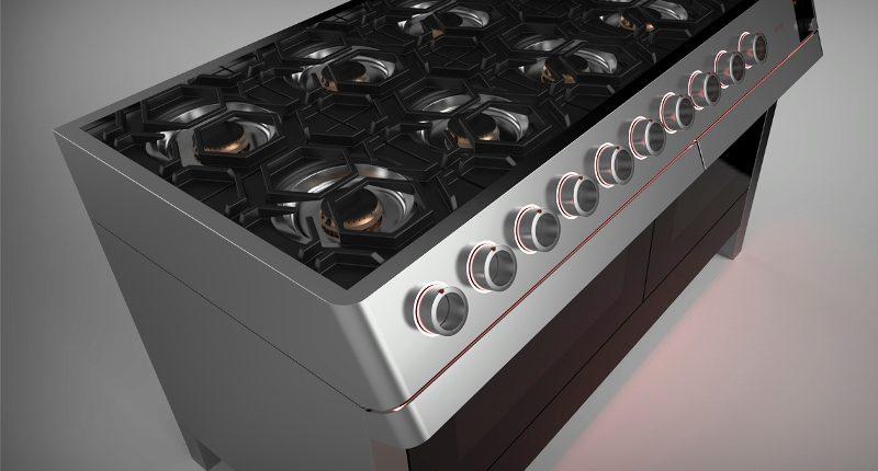 cocina freestanding