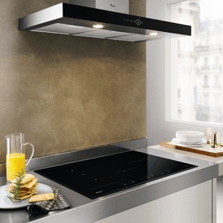 Campana whirlpool w collection 6 sense