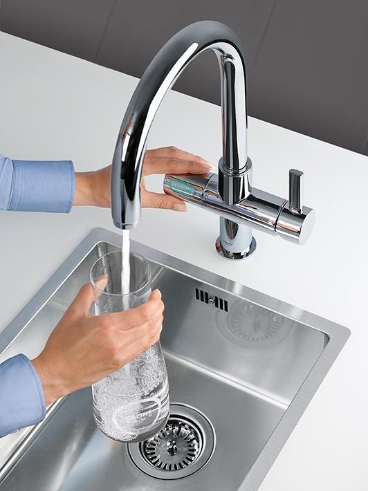 grohe grifo agua con gas