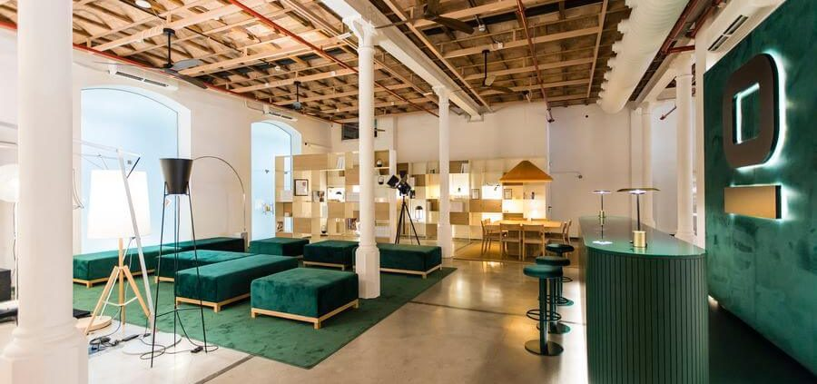 Showroom Faro Barcelona