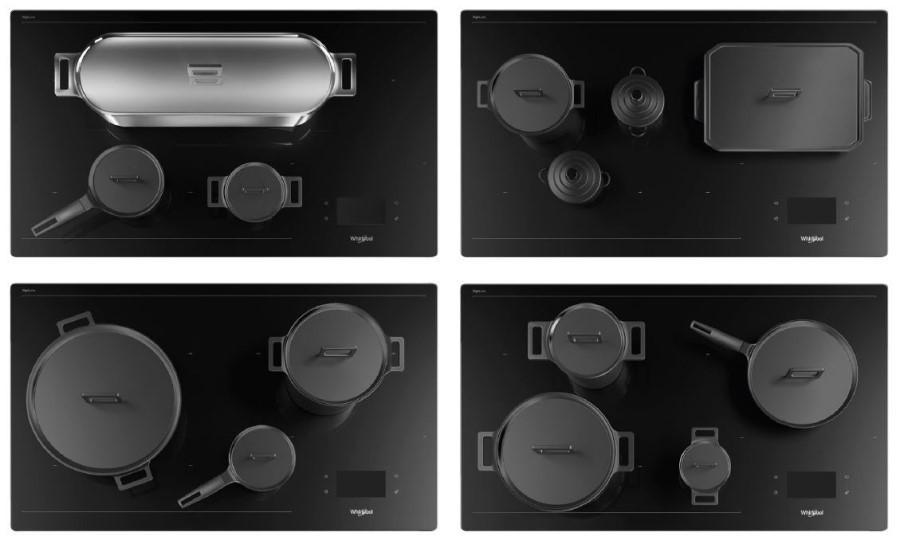 Cocina de Inducción Whirlpool SMP 9010