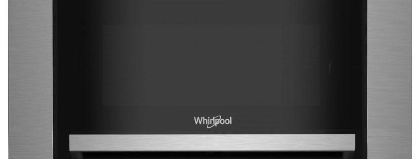 whirlpool microondas y campna extractora humos
